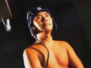 【無修正ゲイ動画】ゴーグルマンとのセックスで4発もトコロテン…前立腺がモロに感じる体育会系のドスケベなウケ!