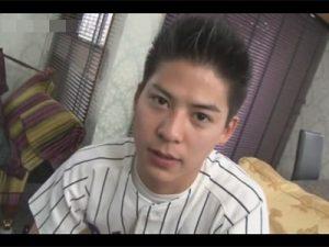 【ゲイ動画】野球の練習を頑張っている男が先輩に連れていかれてアナルセックスで犯されることになる!