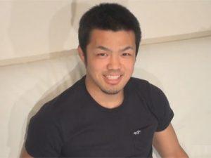 【ゲイ動画ビデオ】男らしい中にも可愛さが滲み出る童貞スポーツマンがローション手コキで1週間ぶりに射精する!