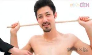 くすぐり_我慢_イケメン_髭_ゲイ画像3
