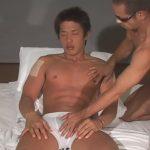 【ゲイ動画】アスリート系のマッチョな男がゴーグルマンとのアナルセックスを楽しんで絶頂をする!