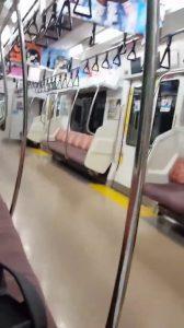 地下鉄_フェラチオ_露出_個人撮影_ゲイ画像1