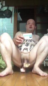 変態素人おじさん_アナルオナニー_ディルド_騎乗位_ゲイ画像3