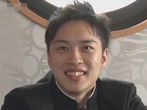 【ゲイ動画ビデオ】学ラン姿の笑顔が可愛いイケメンがゴーグルマンを犯してアナルセックスを楽しむ!