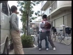 レイプ_荷室_可愛い系_AF_ゲイ画像1
