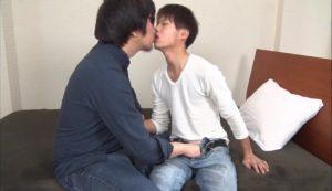 カッコ可愛い_スリム_刺青_アナルセックス_ゲイ画像1