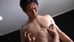 スジマッチョ_指入れ_フェラ_射精_ゲイ画像2