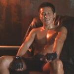 【ゲイ動画】ノンケの色黒なマッチョの男が手コキやアナル舐めなどで犯されて絶頂することになる!
