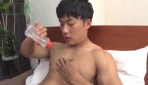 ふんどし_オナニー_電マ_ローション_ゲイ画像3