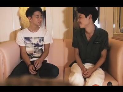 【ゲイ動画】2人のイケメンが愛を感じながらアナルセックスを楽しんで玩具の刺激も楽しんで悶絶する!