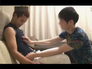 【ゲイ動画ビデオ】出会い系で知り合った2人の男がいきなり愛を深めてアナルリバセックスで絶頂しあうことになる!