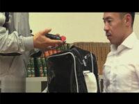 【ゲイ動画】学ラン姿のイカニモ系な男が教師にスケベに犯されたアナルセックスで絶頂することになる!