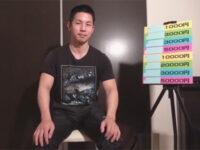 【ゲイ動画】マッチョな素人の男が賞金を求めて次々とスケベなことをされることになる!